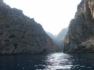Desembocadura Torrent de Pareis (2003)
